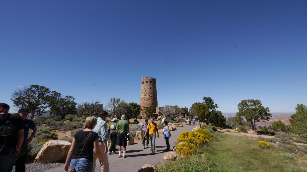これは、古代インディアンが建てた、もしかして塔型のアドベ